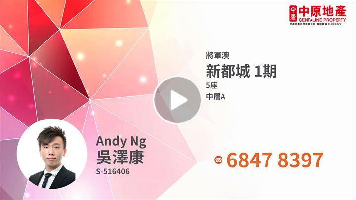 Andy Ng 吳澤康