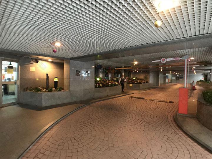 大厦 - 入口