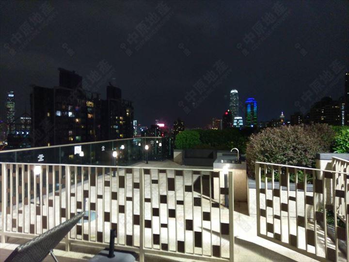 大廈 - 空中花園