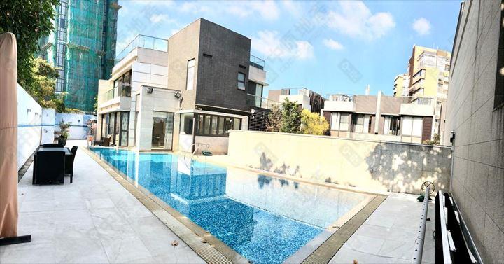 單位外部 - 泳池