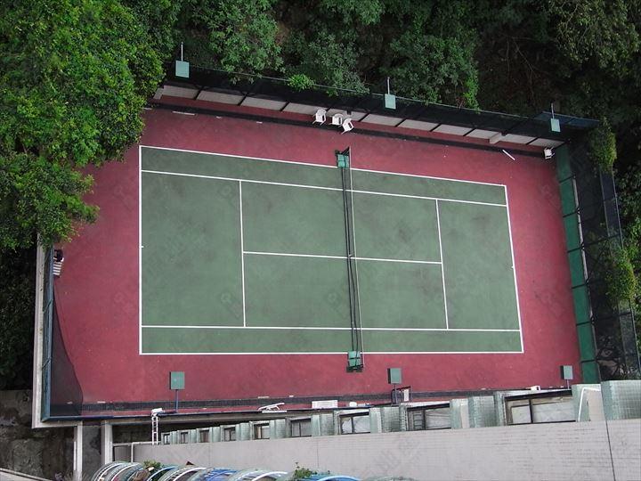 会所 / 设施 - 网球场
