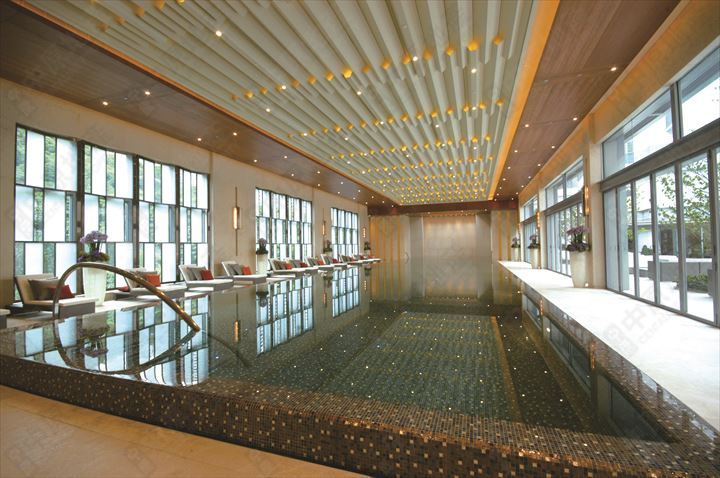 会所 / 设施 - 室内泳池