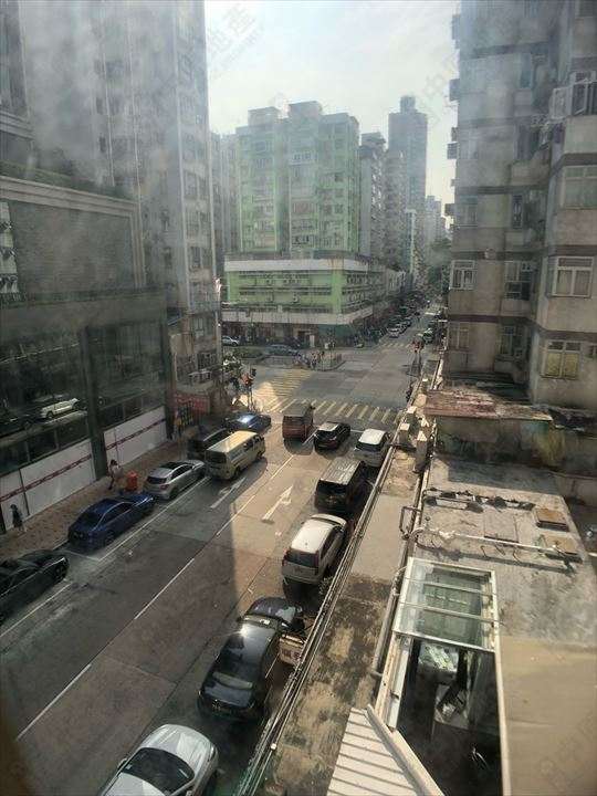 窗外景觀 - 街景