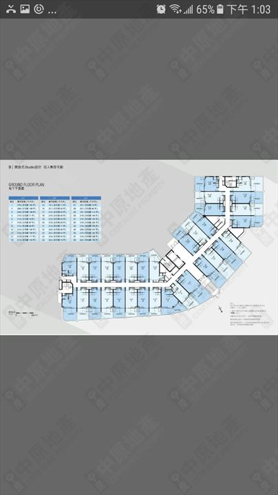 交通配套 - 規劃圖