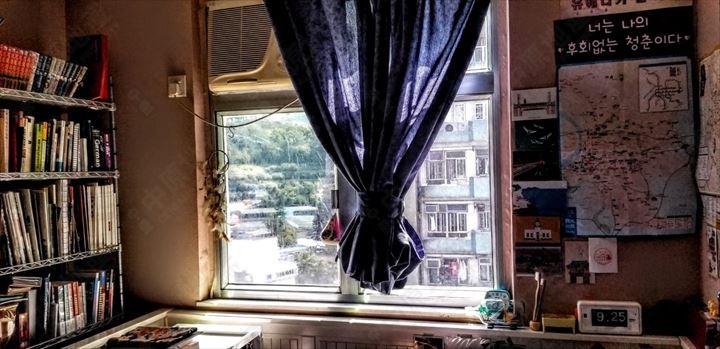 窗外景觀 - 由書房