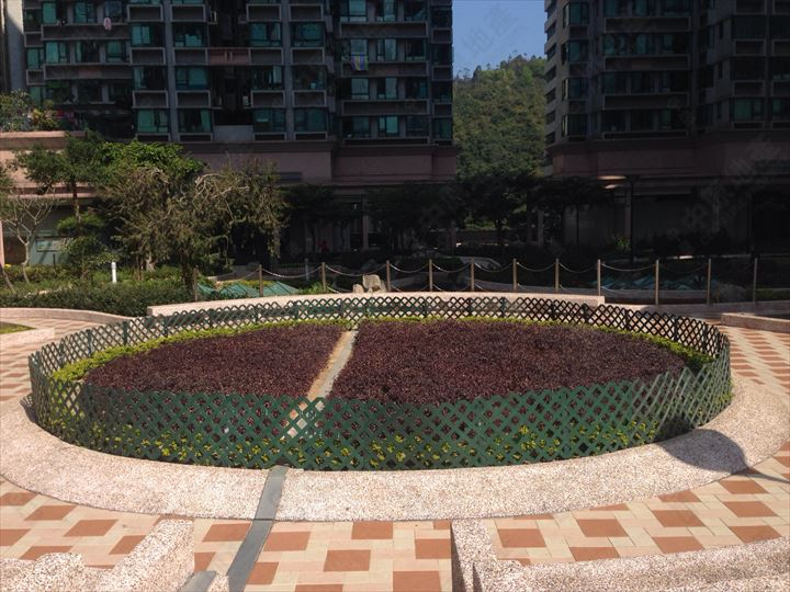 屋苑 - 平台花園