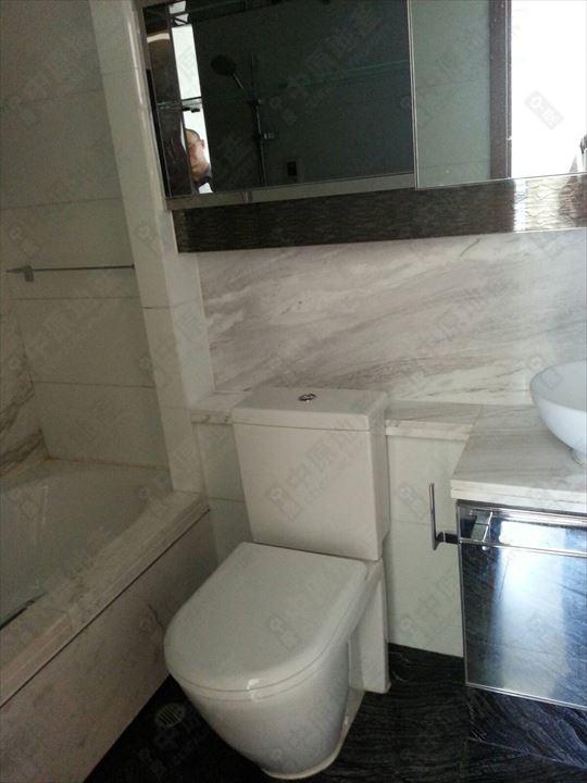 Unit Interior - Master Bathroom