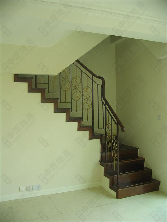Unit Interior - Internal Staircase