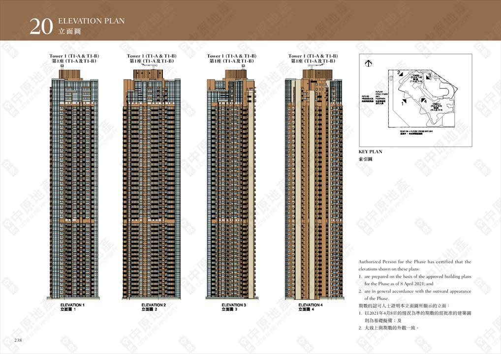 LP10的立面圖