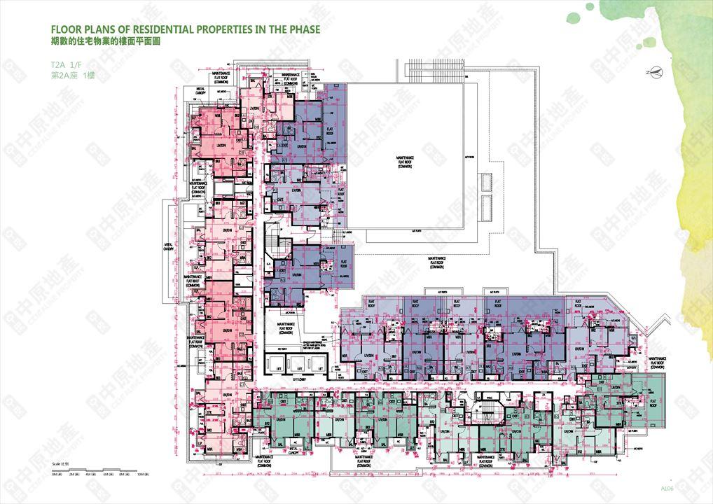 Wetland Seasons Bay Phase 1 of Floor plans